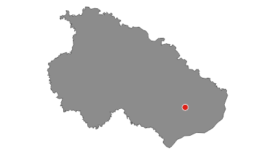 Karte / Bruder Konrad Tour