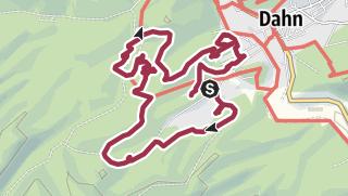 Karte / Dahner Felsenpfad
