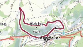 Karte / Brilon-Messinghausen (M1)