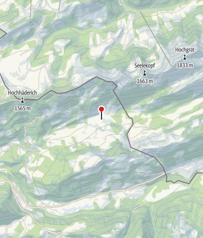 Map / Alpengasthof Höfle