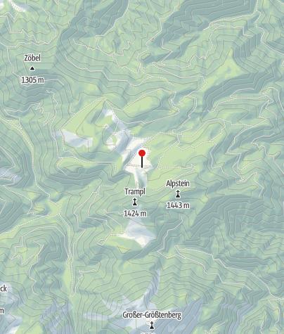 Karte / Ebenforstalm