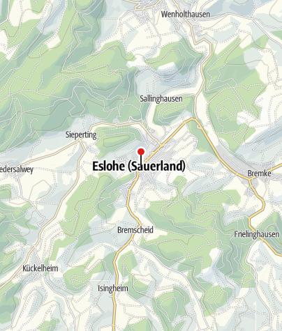 Karte / Wanderportal Eslohe