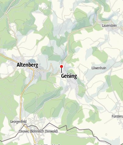 Karte / Bäckerei und Café Nestler