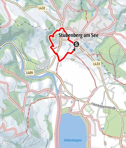Karte / Hinterbrühlweg
