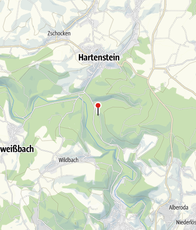 Karte / E-Bike Verleih: Romantikhotel Jagdhaus Waldidyll