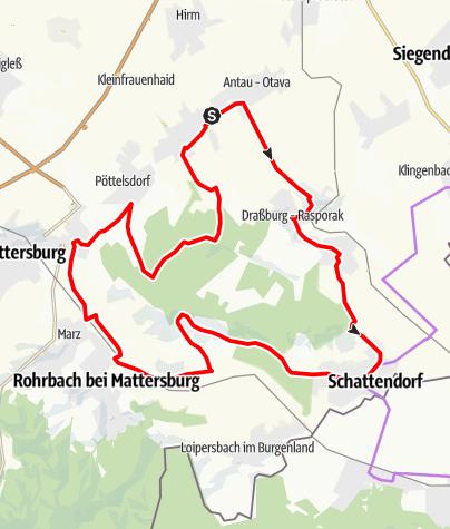 Karte / Koglweg