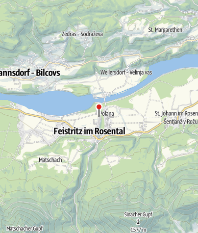 Map / Restaurant Juritz