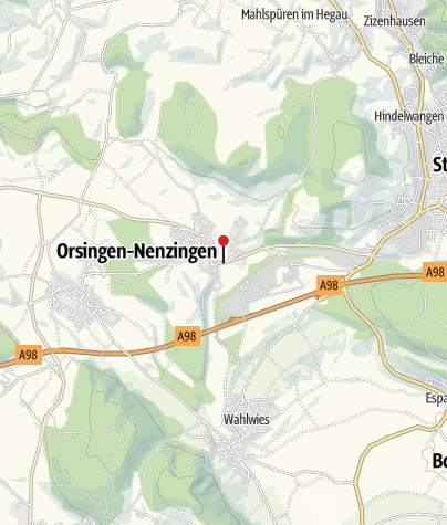 Karte / Gasthof Auer