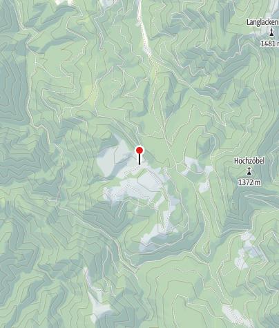 Karte / Anlaufalm