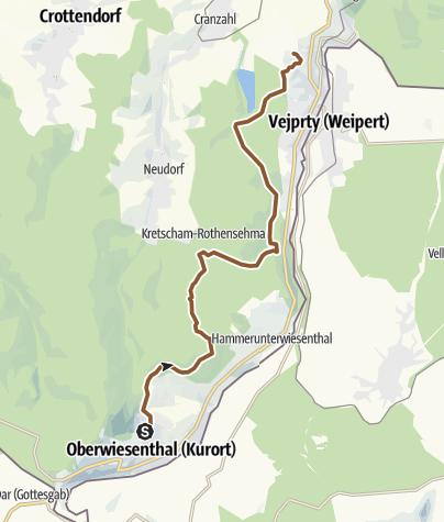 Map / Stoneman Miriquidi Abschnitt Oberwiesenthal Bärenstein