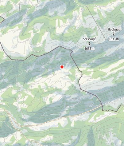 Karte / Kapelle Maria Heimsuchung