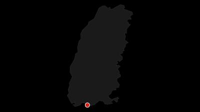 Karte / Von Bad Säckingen zur Ruine Wieladingen