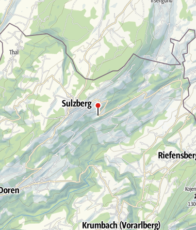 Karte / Kapelle Stein