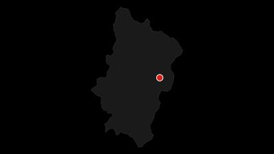 Karte / Wasserfallschleife