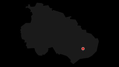 Karte / Wanderweg 1: Bayerbach-Volkertsham-Langwinkel