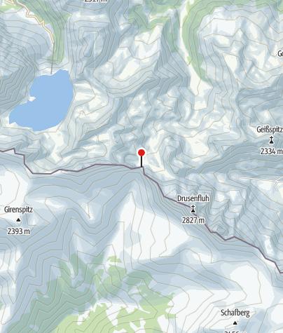 Karte / Schweizer Tor