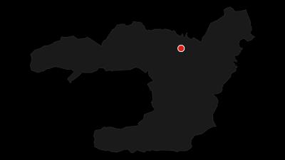Karte / Über St. Anton, Tannenhütte und Eckenhütte auf den Wank