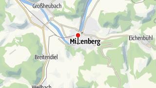 Karte / Metzgerei Druckmiller