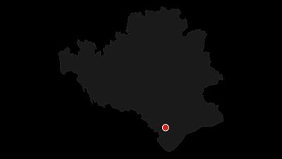 Karte /  Taubenbach Wanderweg F