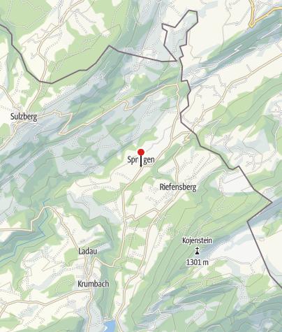 Karte / Kapelle Heiliger Martin & Wendelin
