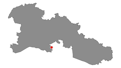 Karte / Über den See in die Schweiz