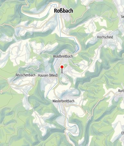 Map / Kloster St. Marienhaus