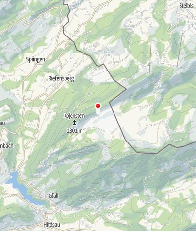 Karte / Alpe Moos