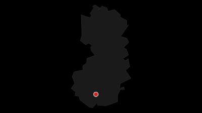 Karte / Isarradweg im Tölzer Land