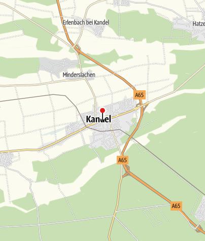 Karte / Schafhaus mit Dampfnudeltor