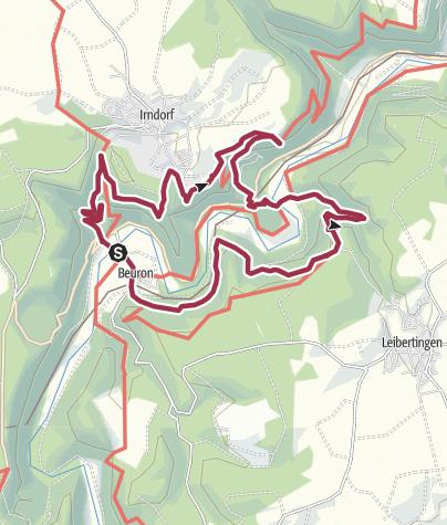 Karte / DonauWelle Eichfelsen-Panorama