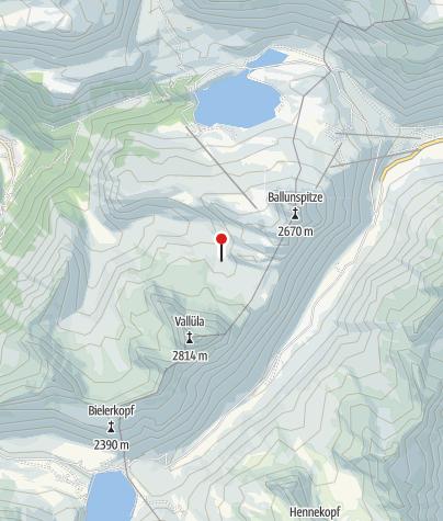 Karte / Vallülasee