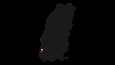Karte / Rundumwegli - Kleine Tour 1 - Weinlandschaft