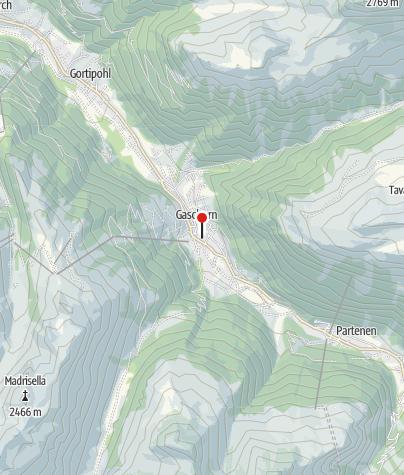 Karte / Kapelle Maria Schnee