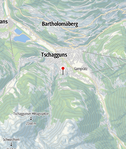 Karte / Torlas Säge