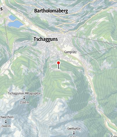 Karte / Aquastiege