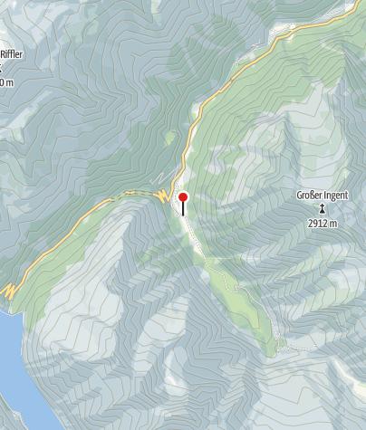 Mapa / Klausenalm