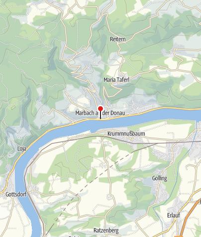 Mapa / Kirche St. Martin - Marbach