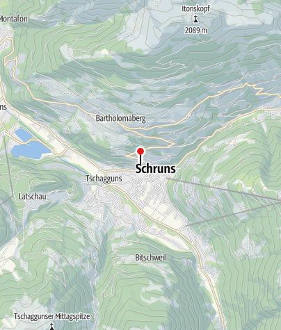 Karte / Montjola