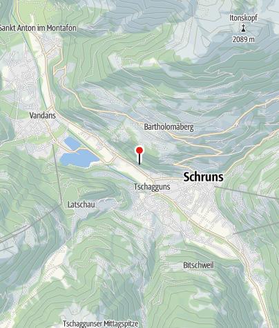 Karte / Landschrofen-Känzili