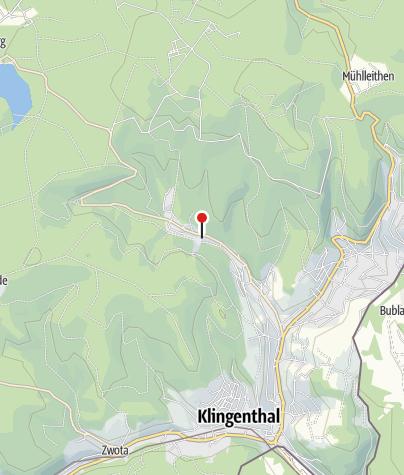 Karte / Sparkasse Vogtland Arena Klingenthal