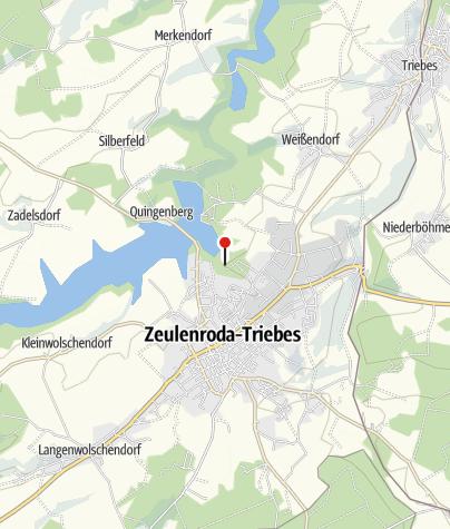 "Karte / Tiergehege ""Rabensleite"" Zeulenroda-Triebes"