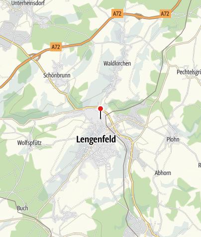 Karte / Stadtbad Lengenfeld