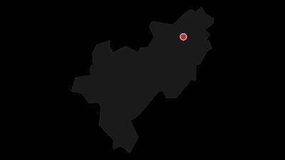 Karte / WaldSkulpturenWeg Wittgenstein-Sauerland