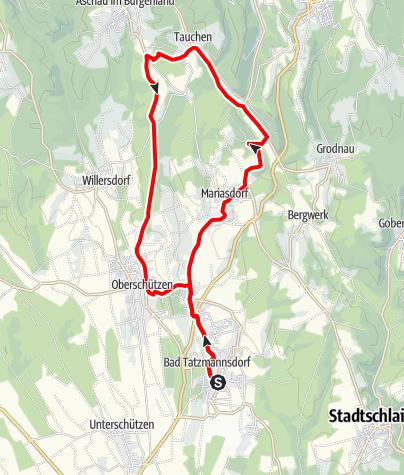 """Karte / Radarena L6 - """"Für motivierte Einsteiger"""""""
