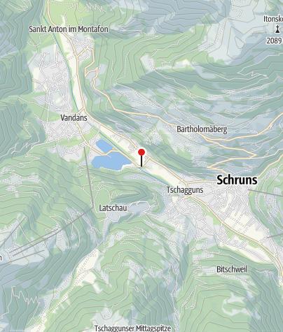Karte / Kaltenbrunnen