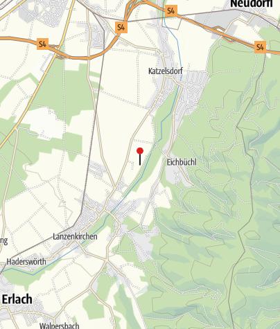 Karte / Blick auf Sonnwendstein und Schneeberg
