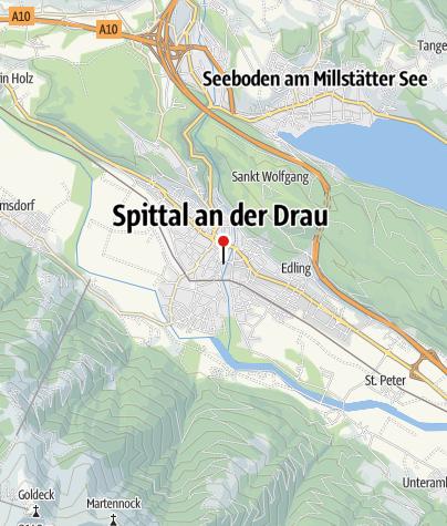 Map / Gasthaus Brückenwirt