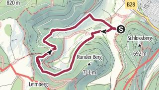 Karte / Vom Maisental zum Gütersteiner Wasserfall