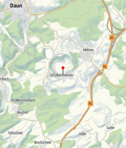 Karte / Heimweberei-Museum Schalkenmehren