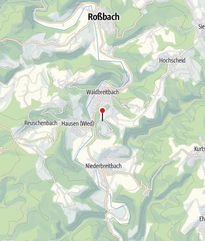 Map / Mutterhaus der Waldbreitbacher Franziskanerinnen